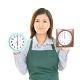 フリーターの労働時間の平均ってどれくらいなの?