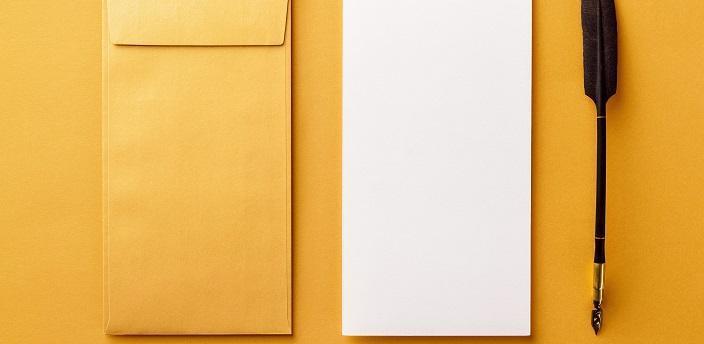 退職 届 の 封筒