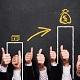 平均昇給額はどれくらい?給料アップの目指し方